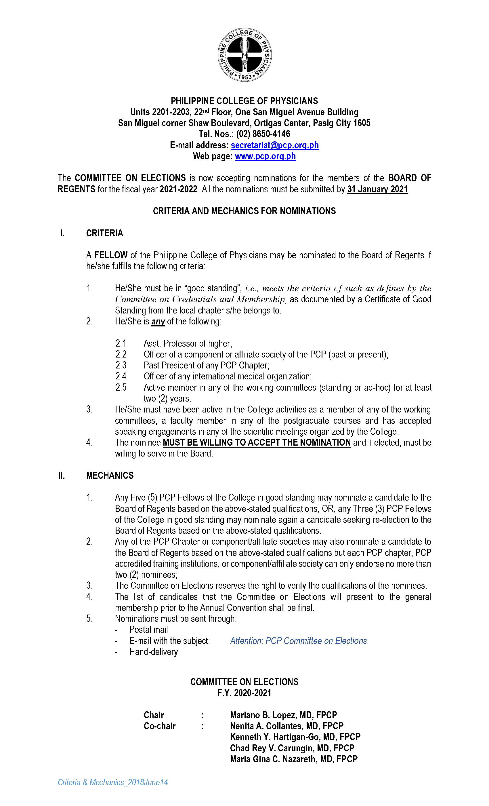 BOR 2021to2022 CriteriaMechanics NominationForm Page1