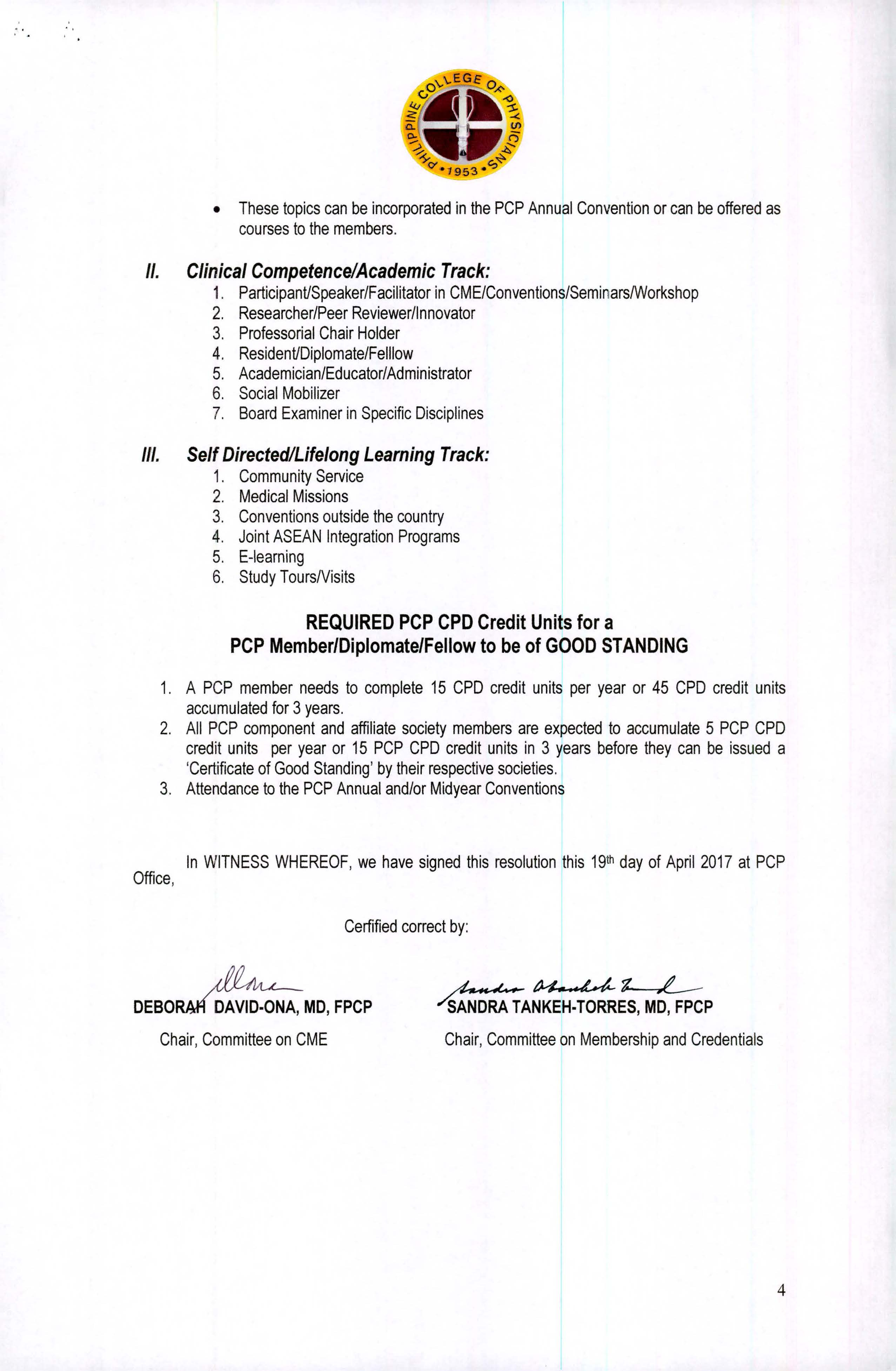 PCP CPD Board Resolution 10 wsignatures Page 4
