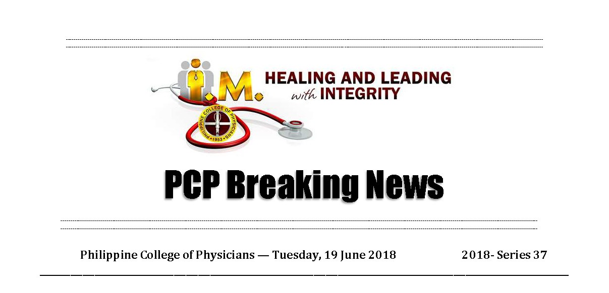PCP Breaking News 2018 Series 37 NPC Compliance Deadline header